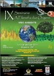 """IX Seminário """"A Filosofia das Origens"""""""