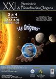 """XXI Seminário """"A Filosofia das Origens"""""""