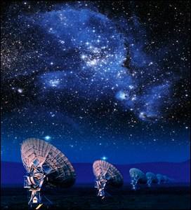 A Busca por Inteligência Extraterrestre