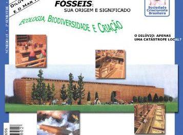 Folha Criacionista Nº. 65 – Setembro de 2001 – Ano 30