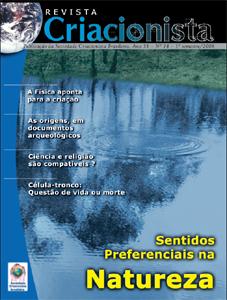 Folha Criacionista Nº. 74 – 1º Semestre de 2006 – Ano 34