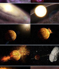 O Espaço Cósmico e o Tempo