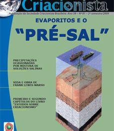 Folha Criacionista Nº. 81 – 2º Semestre de 2009 – Ano 39