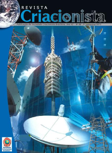 Folha Criacionista Nº. 88 – 1º Semestre de 2013 – Ano 42