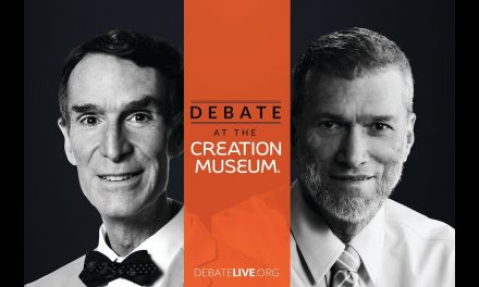 Bill Nye Debates Ken Ham – HD (Official)