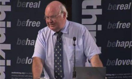John Lennox analisa o livro de Stephen Hawking