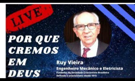 Ruy Vieira E Marcos Eberlin: Porque Cremos em Deus