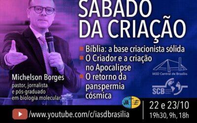 Sábado da Criação de 2021, Brasília
